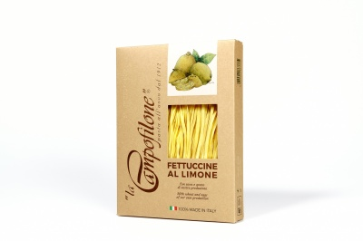 LEMON FETTUCCINE